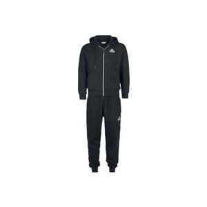 Lonsdale London Rottingdean Trainingsanzug schwarz