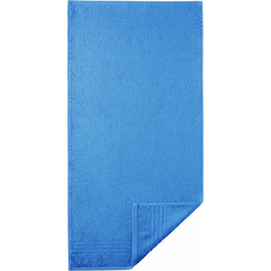 Egeria Handtuch Madison (2-St), mit Bordüre blau