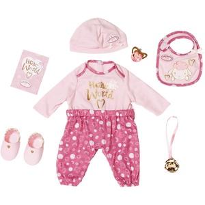 Baby Annabell 701942 - Starterset Deluxe 43cm, Multi