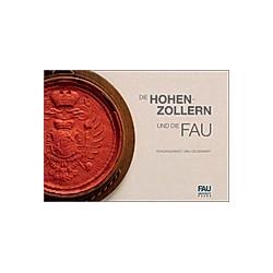 Die Hohenzollern und die FAU - Buch
