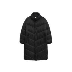 MANGO Damen Anorak 'Kellogs' schwarz, Größe XL, 5214561