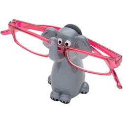 WEDO Brillenhalter Elefant grau