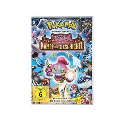 Pokemon der Film - Hoopa und Kampf Geschichte DVD