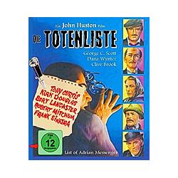 Die Totenliste - DVD  Filme