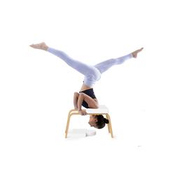 Zehnhase Kopfstandhocker Kopfstandstuhl Yoga, 67 x 38,5 x 16,5 cm, 200kg Belastung