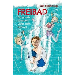 Freibad. Will Gmehling  - Buch