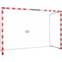 Hudora Fußballtor Allround 300 weiß