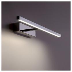Licht-Trend Wandleuchte Fume M hochwertige LED Bilderleuchte Chrom