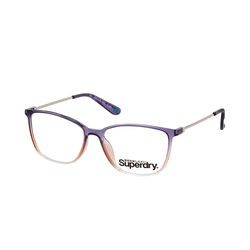 Superdry SDO LEYA 161, inkl. Gläser, Cat Eye Brille, Damen
