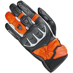 Held Dash Gloves, black-orange, Größe XL
