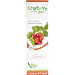 CRANBERRY BIOSAFT 330 ml