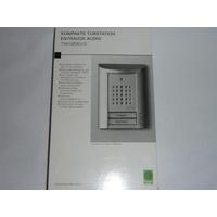 Ritto Türstation Entravox Audio 1WE 1840120 silber