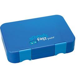 Brotdose junior Lunchbox Blau blau