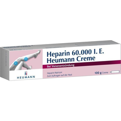 Heparin 60000 Heumann Creme