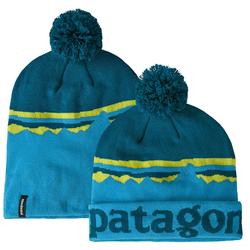 Patagonia LW Powder Town Beanie Mütze joya blue