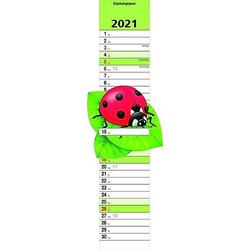 """Küchenplaner """"Marienkäfer"""""""" 2021"""""""