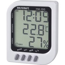 VOLTCRAFT HM-100 Luftfeuchtemessgerät (Hygrometer) 20% rF 90% rF