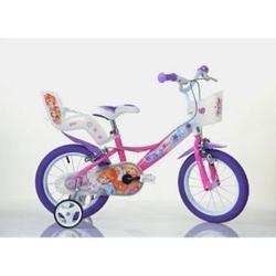 14 Zoll Winx Club Kinderfahrrad Kinderrad Fahrrad Spielrad Kinder- Fahrrad
