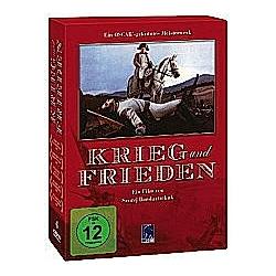 Krieg und Frieden - UDSSR 1966 - DVD  Filme