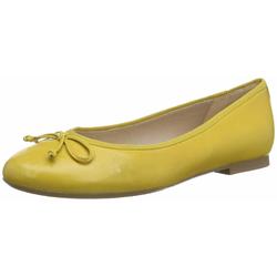 GERRY WEBER Damen Ballerina senf, Größe 39, 4807554
