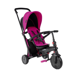 smarTrike® Dreirad Dreirad smarTfold 400S rosa