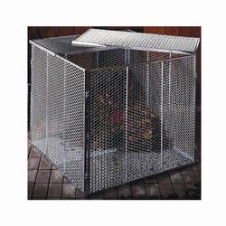 BRISTA Deckel für Komposter 80x 80 2-teilig
