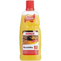 Sonax Lackreinger Wasch&Wax, 1 l gelb Reinigungsmittel Reinigungsgeräte Küche Ordnung Lackreiniger