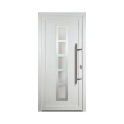 JM Signum PVC Model 51, innen: weiß, außen: weiß, Breite: 88cm, Höhe: 208cm, Öffnungsrichtung: DIN
