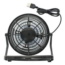 AccuCell USB Ventilator für den Schreibtisch, einfach über Handy-Netzteile