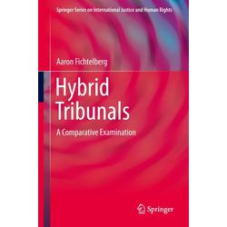 Hybrid Tribunals als Buch von Aaron Fichtelberg/ Aaron Fitchtelberg