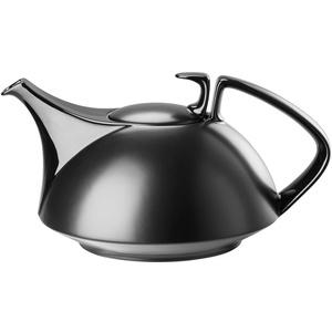 Rosenthal - TAC Teekanne groß, schwarz