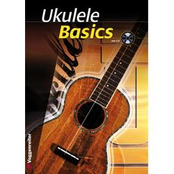 Ukulele Basics + CD