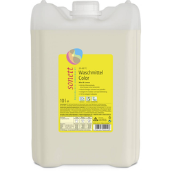 Sonett Waschmittel Color Mint u. Lemon 10 Liter