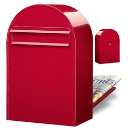 Bobi Classic B Großraum-Briefkasten RAL 3001 Farbe rot 01.01.09.01