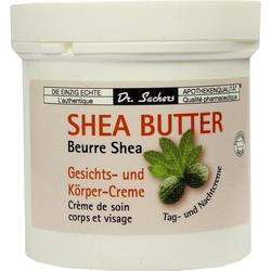 SHEABUTTER Gesichts und Körpercreme 250 ml