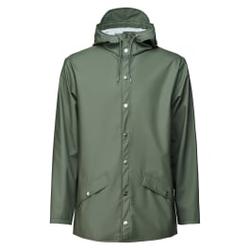 Rains - Jacket Olive - Jacken - Größe: XS/S