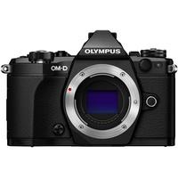 Olympus OM-D E-M5 Mark II schwarz + 12-100mm Pro