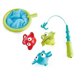 Hape Badespielzeug Angelspaß-Set bunt Kinder Ab 2 Jahren Altersempfehlung Wasserspielzeuge