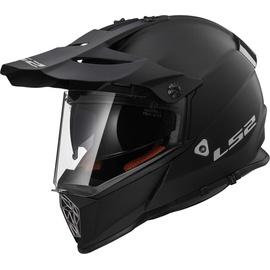 LS2 MX436 Pioneer Matt-Black