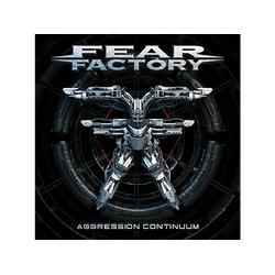 Fear Factory - Aggression Continuum (2LP/Gatefold) (Vinyl)