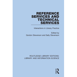 Reference Services and Technical Services: eBook von