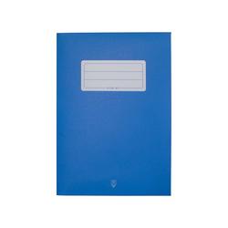 Komima Heftumschlag aus Recyclingpapier, dunkelblau DIN A4