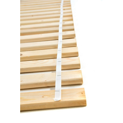 Rollrost, acerto® Lattenrost 120 cm x 200 cm aus Kieferholz massiv, acerto®