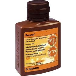 BRAUNOL Schleimhautantiseptikum 100 ml