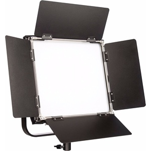 Walimex pro Rainbow LED RGBWW Flächenleuchte 50W (Videoleuchte), Dauerlicht