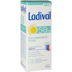 Ladival Ges.Mattierendes Fluid LSF50+