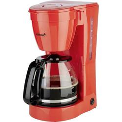 Korona 10117 Kaffeemaschine Rot Fassungsvermögen Tassen=12 Warmhaltefunktion