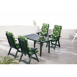 Sitzgruppe Santiago grün