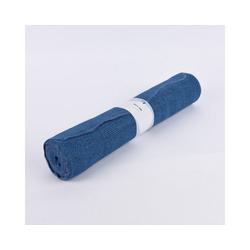 SCHÖNER LEBEN. Tischband Deko Juteband extrabreit blau 0,5x9,1m, Deko Juteband extrabreit blau 0,5x9,1m