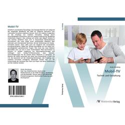 Mobil-TV als Buch von Andy Herzberg